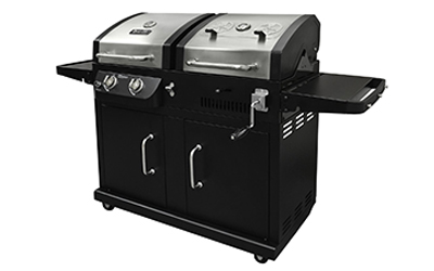 Dyna-Glo Dual Fuel Grill