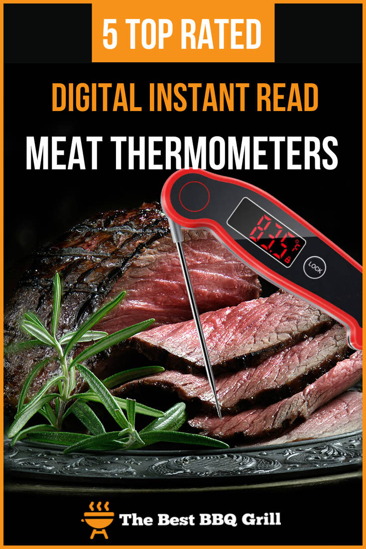 5 Top Rated Digital Meat Thermometers Pin3