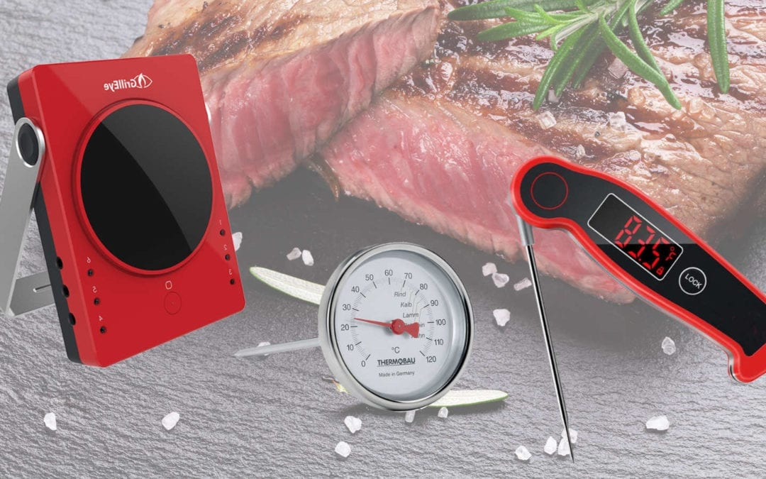 Meat Thermometers – How To Choose The Right One