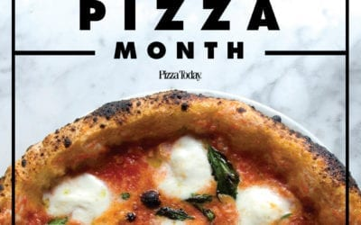 National Pizza Month – October 2020